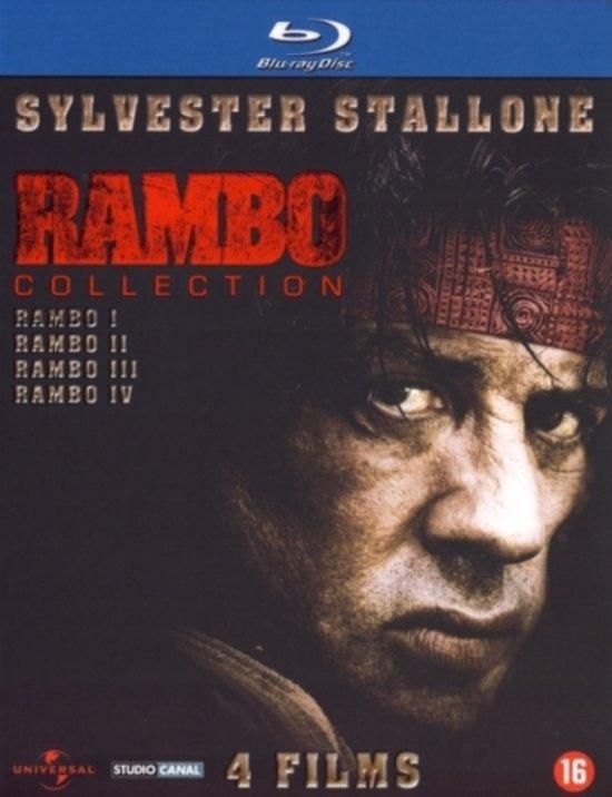 Rambo Collection (Blu-ray)