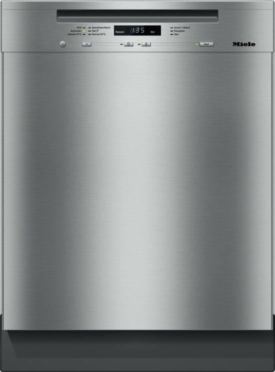 Miele G 6620 SC U CLST - EcoFlex - Onderbouw vaatwasser in Indijk / Yndyk