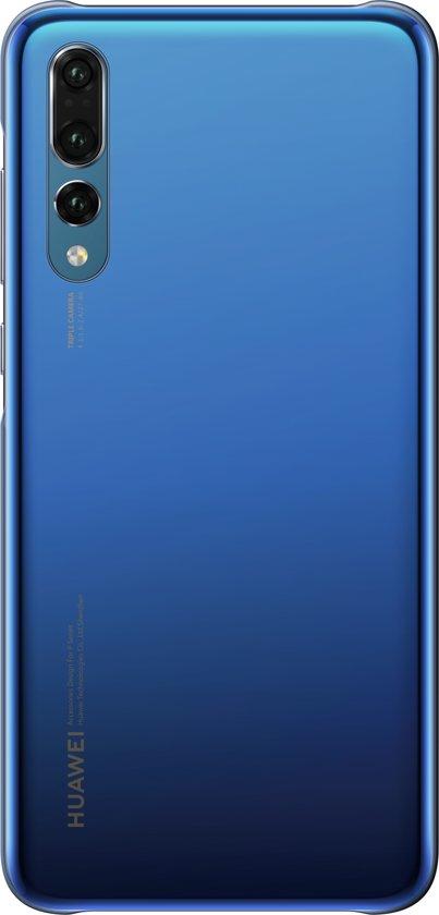 super popular 0b898 e9334 Huawei P20 Pro Color Case Deep Blue