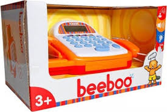 Kassa met scanner Beeboo