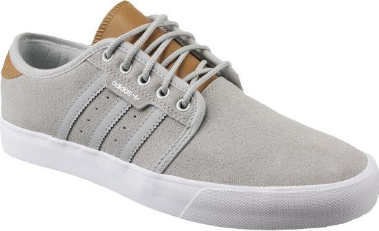 adidas Seeley B27786, Mannen, Grijs, Sneakers maat: 43 1/3 EU