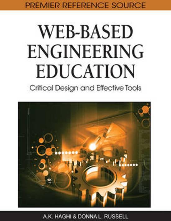 Web-based Engineering Education