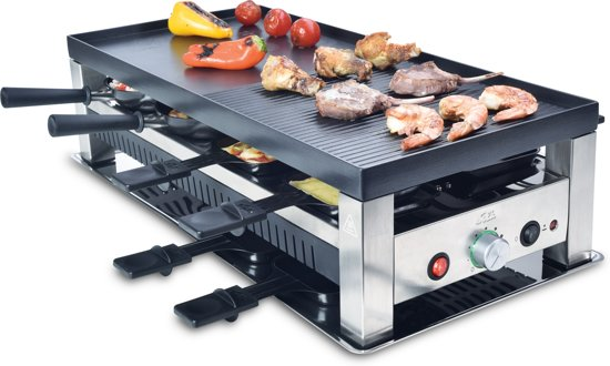 Solis 5 in 1 Table Grill 791 Gourmet - 8 personen