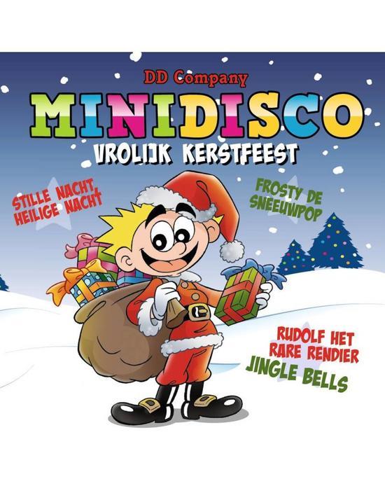 Minidisco Vrolijk Kerstfeest