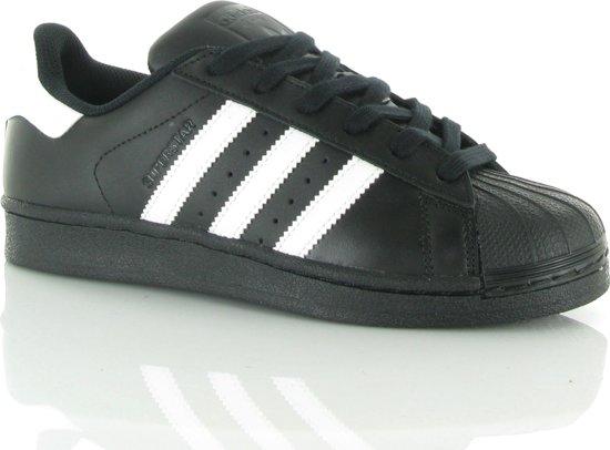 adidas SUPERSTAR 2 - Sneakers - Zwart - Maat 39 1/3