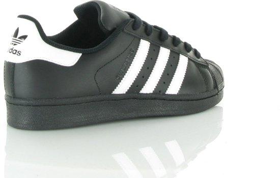 6a3964b1334 bol.com | adidas SUPERSTAR 2 - Sneakers - Zwart - Maat 39 1/3