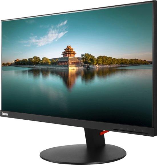 Lenovo ThinkVision T24i LED display 60,5 cm (23.8'') Full HD Flat Mat Zwart