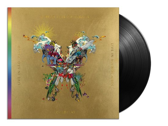 Live In Buenos Aires / Live In Sao Paulo / A Head Full Of Dreams (LP+DVD)