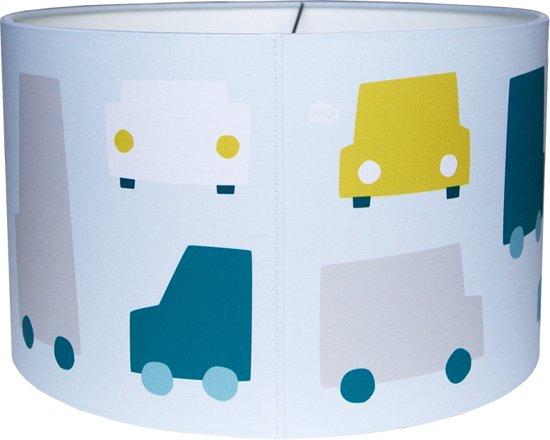 Hanglamp Voor Jongenskamer.Bol Com Hanglamp Kinderkamer Auto Kinderkamer Lampenkap