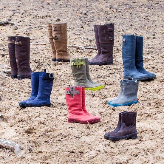 Outdoor Laarzen Zoo Dames – D. Blauw 100% Waterdicht & Leer Adisa 36 ERLhP5eX
