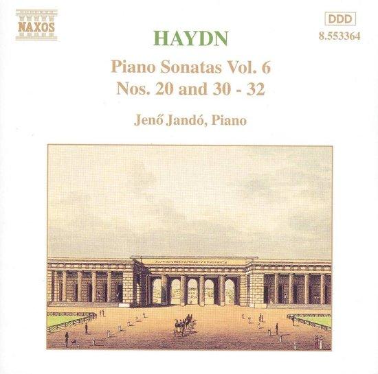 Haydn: Piano Sonatas Vol 6 / Jeno Jando