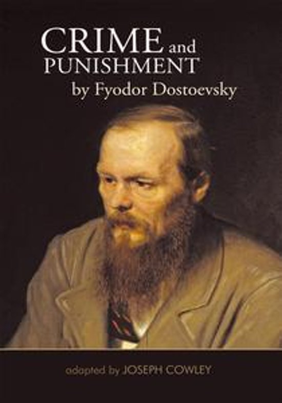 an analysis of crime and punishment by fyodor dostoevsky A new translation of dostoevsky's epic masterpiece, crime and punishment (1866) the impoverished student raskolnikov decides to free himself from debt by killing an old moneylender, an act he sees as elevating himself above conventional morality.