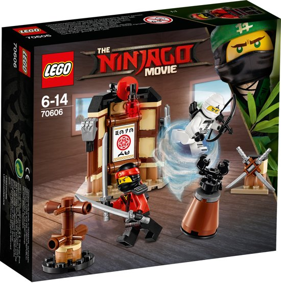 LEGO NINJAGO Movie Spinjitzu Training - 70606