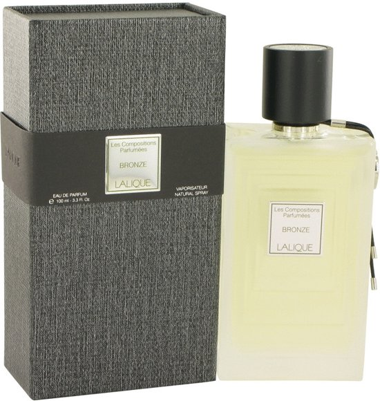 Lalique Les Compositions Parfumees Bronze eau de parfum spray 100 ml