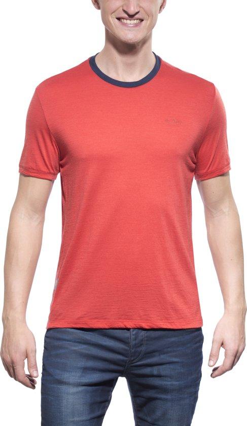 T shirt Icebreaker Rood Xl Tech Maat LiteHeren jpqSzMVLUG