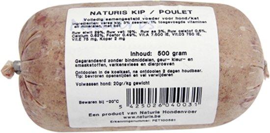 NATURIS KIP COMPLEET 150 GR