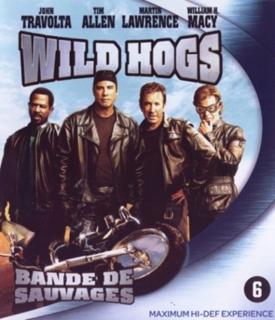 Cover van de film 'Wild Hogs'