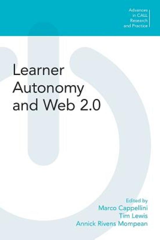 bol.com   Learner Autonomy and Web 2.0   9781781795972   Boeken