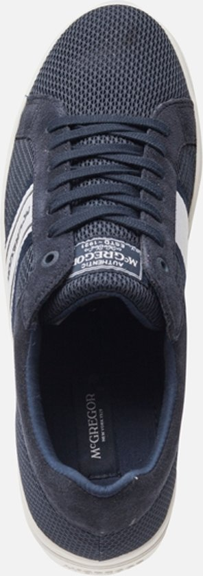 Sportschoenen Maat wit 41 Mannen Emerson Blauw Mcgregor 5Bq4A6W