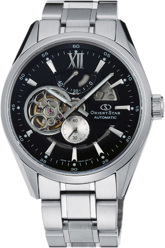 Orient Star Automatic Heren Horloge Open Hart Sdk05002b0