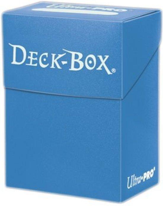 Afbeelding van het spel DECKBOX Solid Light Blue C30