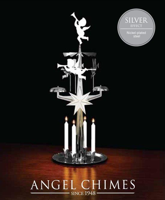 Kitchen Trend Angelchime Kerst - Zilver