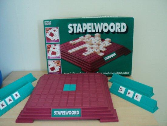 Thumbnail van een extra afbeelding van het spel Stapelwoord