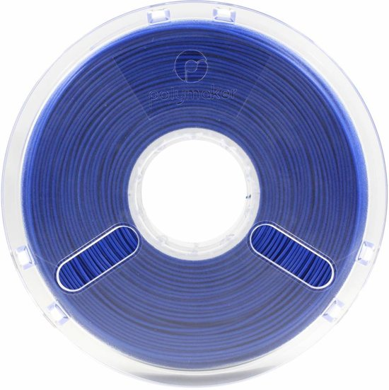 Polymaker Filament voor 3D-printer PolyMax PLA Jam Free Technology 1.75 mm 0.75 kg - True Blue