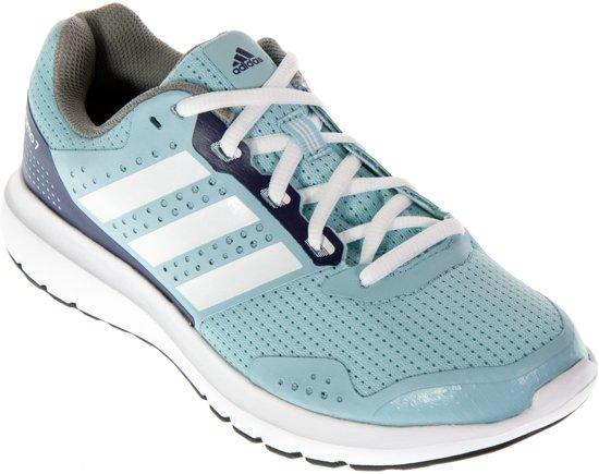 free shipping ec4a5 a31cf adidas Duramo 7 hardloopschoenen Dames Hardloopschoenen - Maat 37 13 -  Vrouwen - blauw