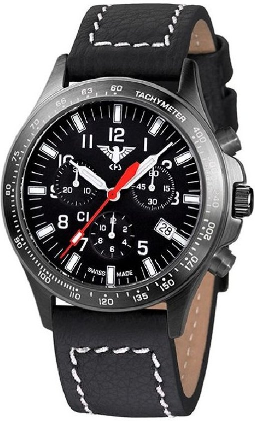 KHS Mod. KHS.BPCC1.LBB - Horloge