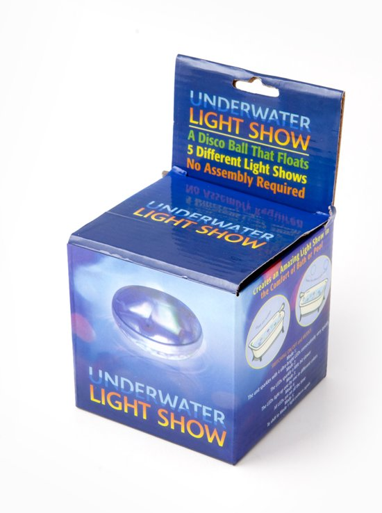 United Entertainment - Water Lichtshow - Bol