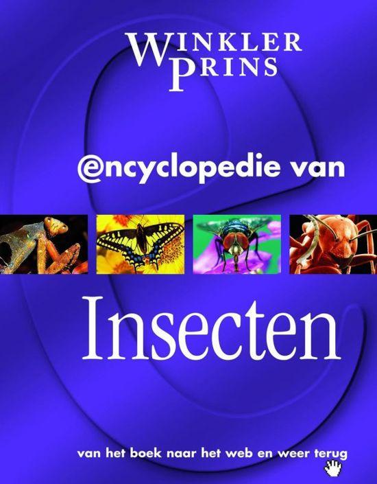 Boek cover Encyclopedie Van Insecten van David Burnie (Hardcover)