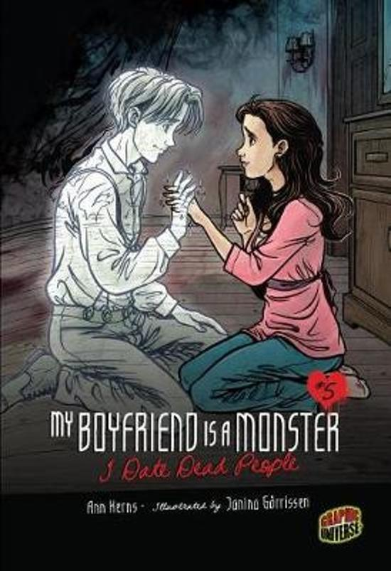 My Boyfriend Is A Monster Book 5