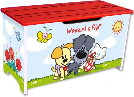 Verwonderend bol.com | Woezel & Pip Speelgoedkist SB-56