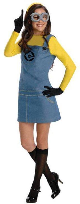 Minion Kostuum Vrouw Volwassenen - Carnavalskleding - Maat M
