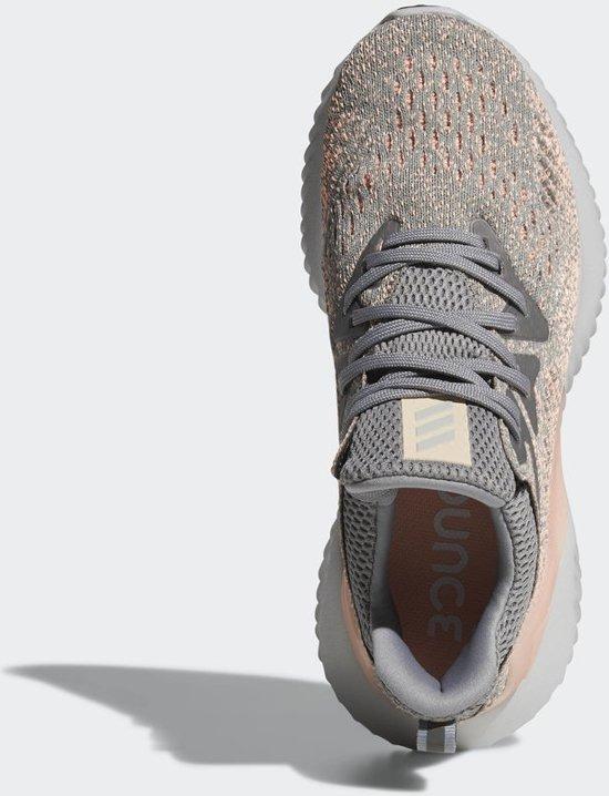 adidas alphabounce grijs
