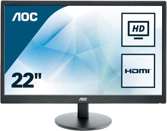 AOC E2270SWHN - Full HD Monitor