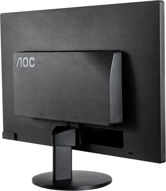 AOC E2270SWHN 21.5'' Full HD Mat Flat Zwart computer monitor LED display