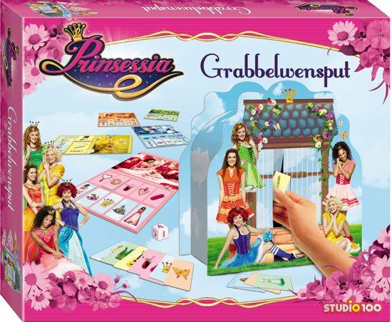 Prinsessia spel - grabbelwensput