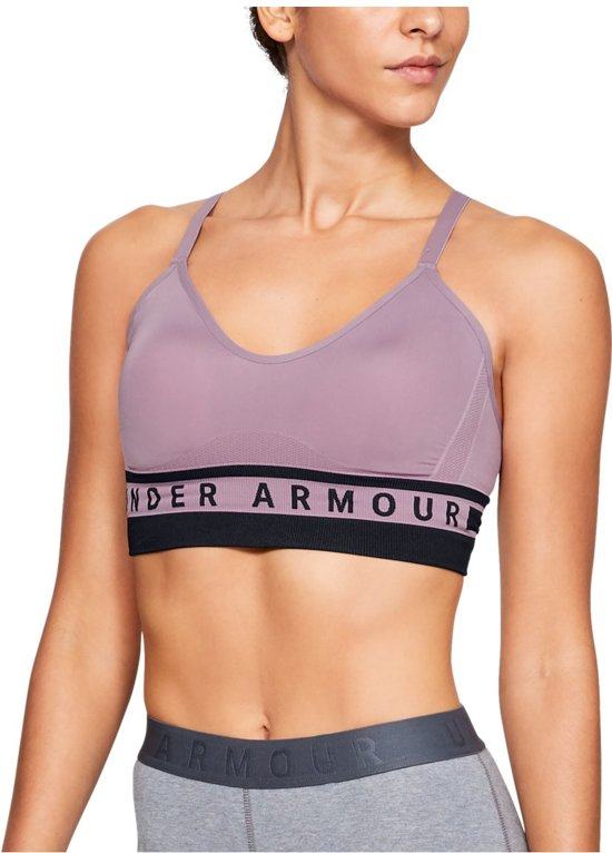 Seamless Sport Armour Prime Xs Longline Maat Under Purple Bh td5qWA