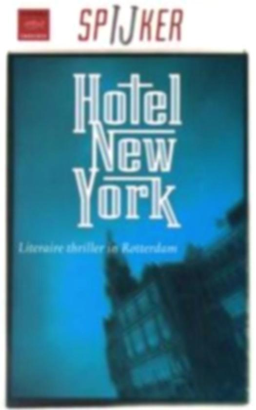 Hotel New York - Spijker (Rob van Olm) |