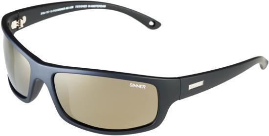 74c889bc83f872 SINNER Zonnebril Unisex Monarch - Zwart - One Size