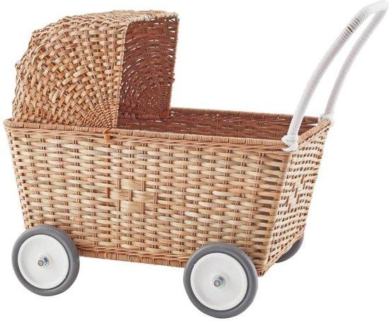 Kinderwagentje - Strolley - Naturel - Olli Ella