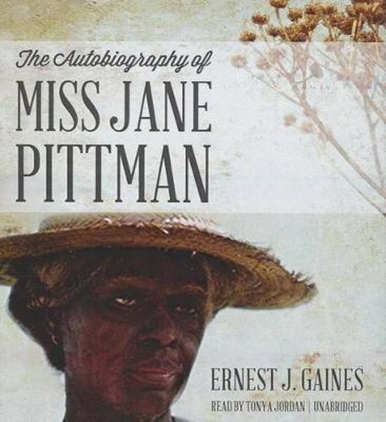 an introduction to the autobiography of miss jane pittman and the concept of civil rights movement i The autobiography of miss jane pittman on the two world wars and sees the emergence of the civil rights movement of while the concept of seeing the.