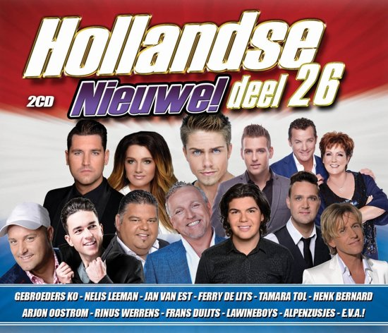 Hollandse Nieuwe Deel 26  2Cd
