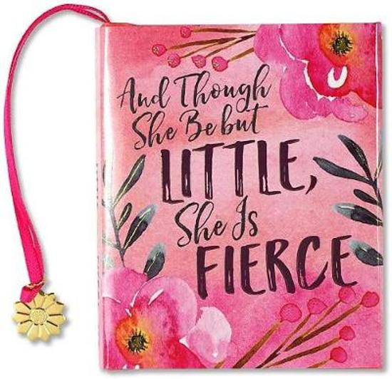 Bolcom And Though She Be But Little She Is Fierce Mini Book