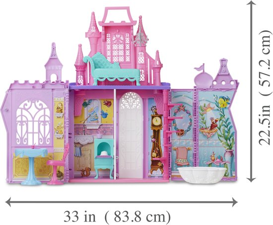 Disney Princess Meeneem Prinsessenkasteel