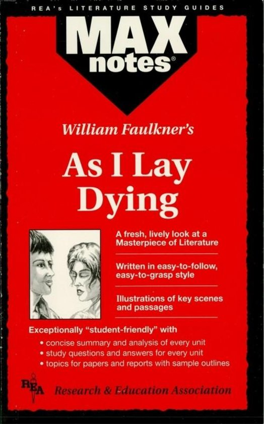as i lay dying studyguide