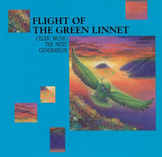 Flight of the Green Linnet