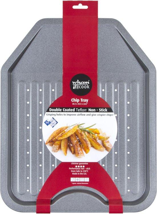 Wham Cook Essentials Bakplaat - Non Stick - Voor Chips Valentinaa